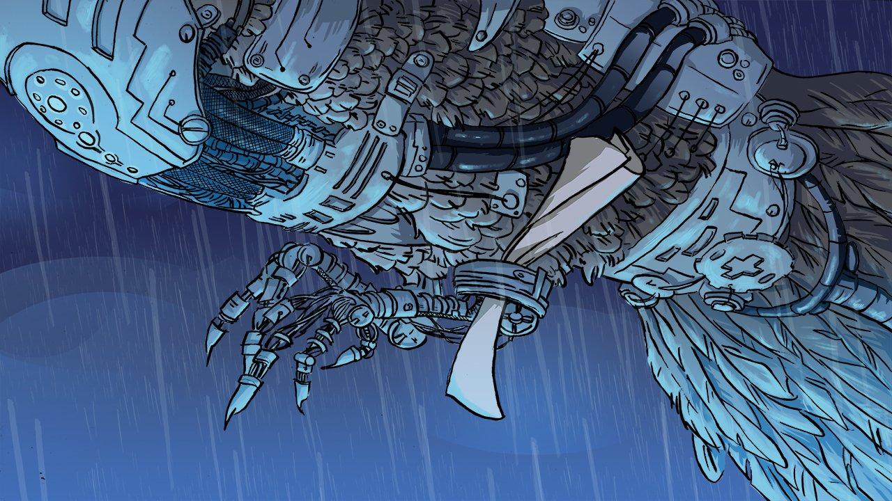 The Return Of Cyberpunk 14