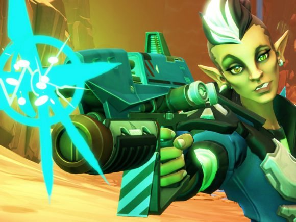 2K and Gearbox Announce Release Date for Battleborn 7