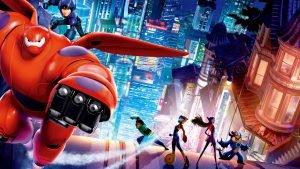 Big Hero 6 Joins Kingdom Hearts III