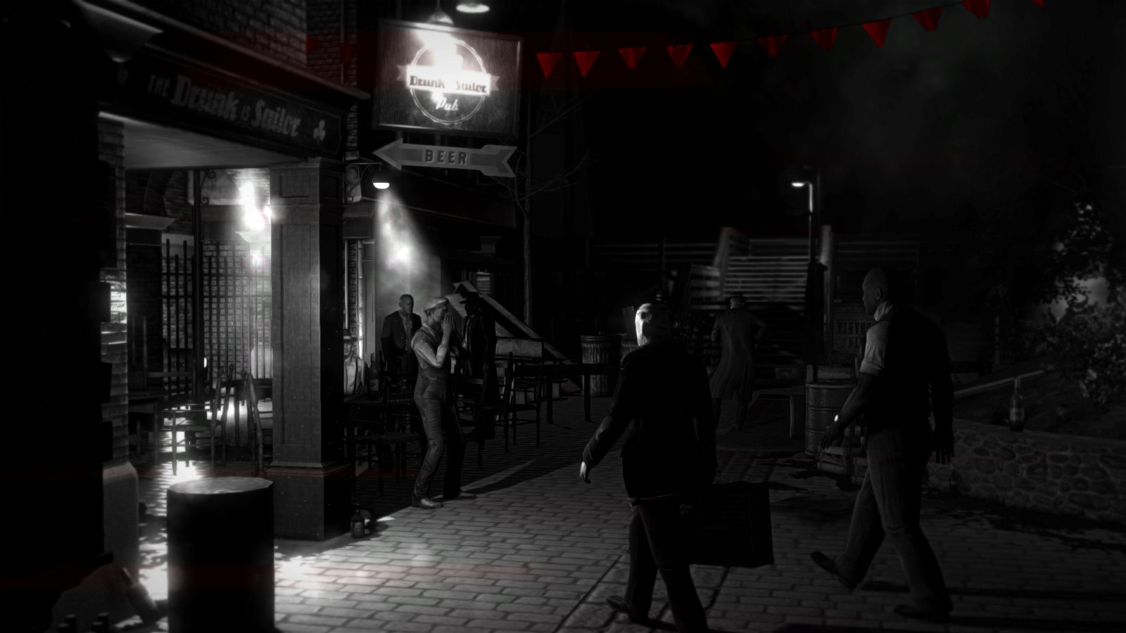 Blues And Bullets Episode 1: An End To Peace (Pc) Review 5