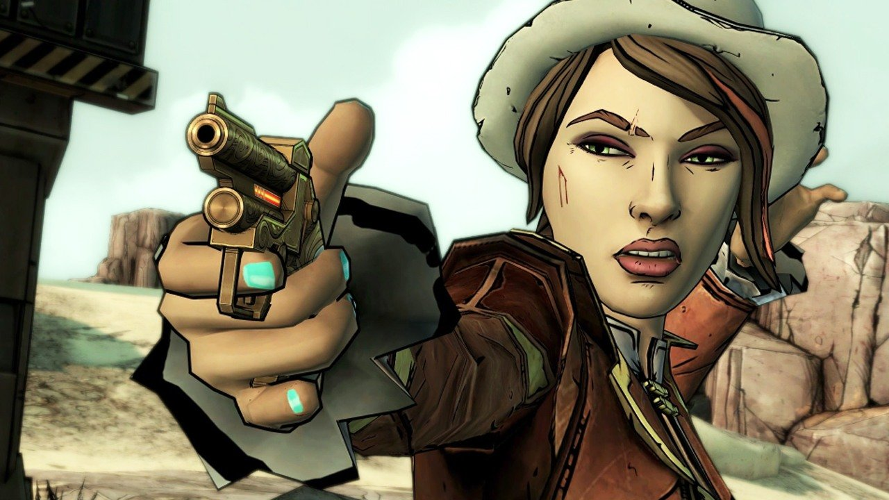 Fiona - Tales From The Borderlands
