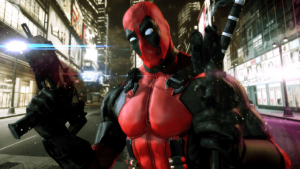 Deadpool Trailer Drops - 2015-08-05 02:02:24