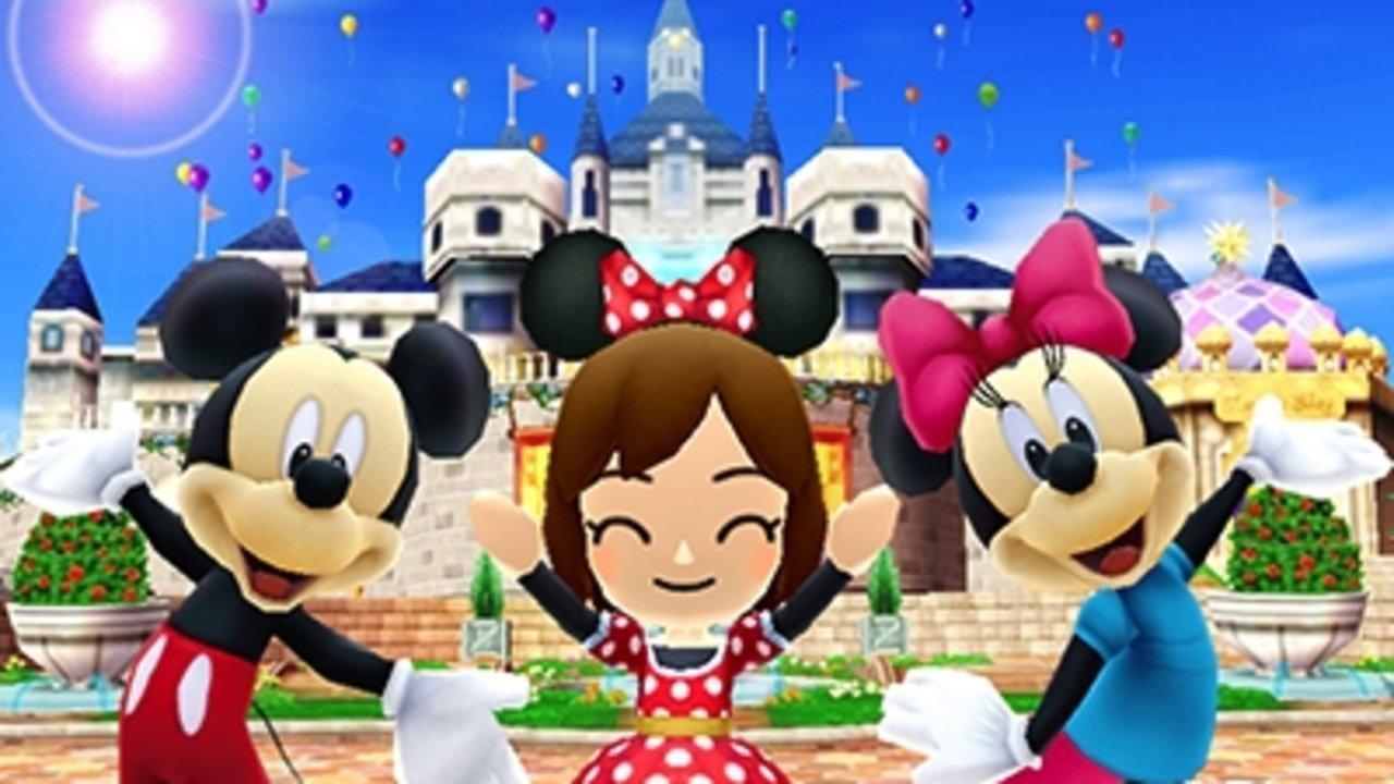 Disney Magical World 2 3DS Trailer