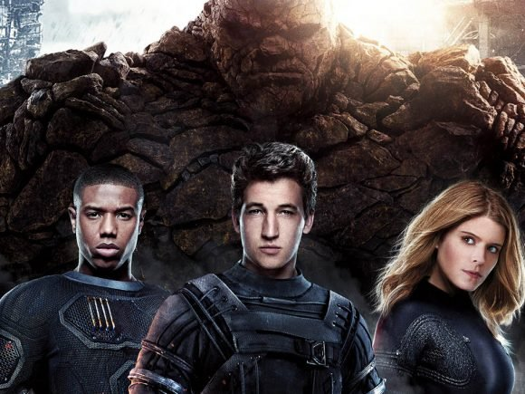 Fantastic Four (Movie) Review