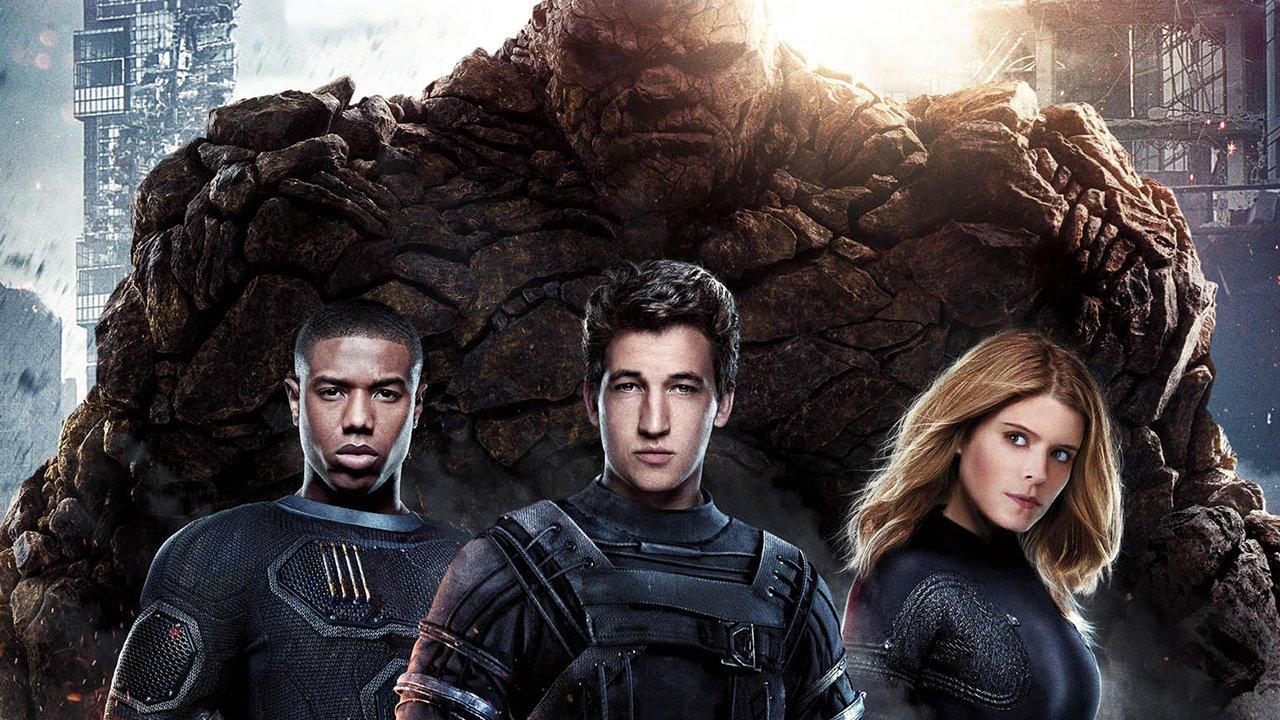Fantastic Four (Movie) Review