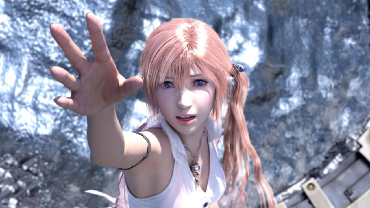 Serah Farron - Lightning Returns: Final Fantasy XIII