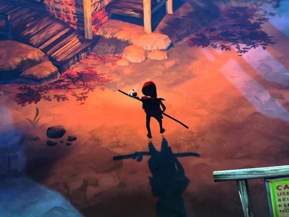 The Flame in the Flood Feels like a Game You've Played Already 5