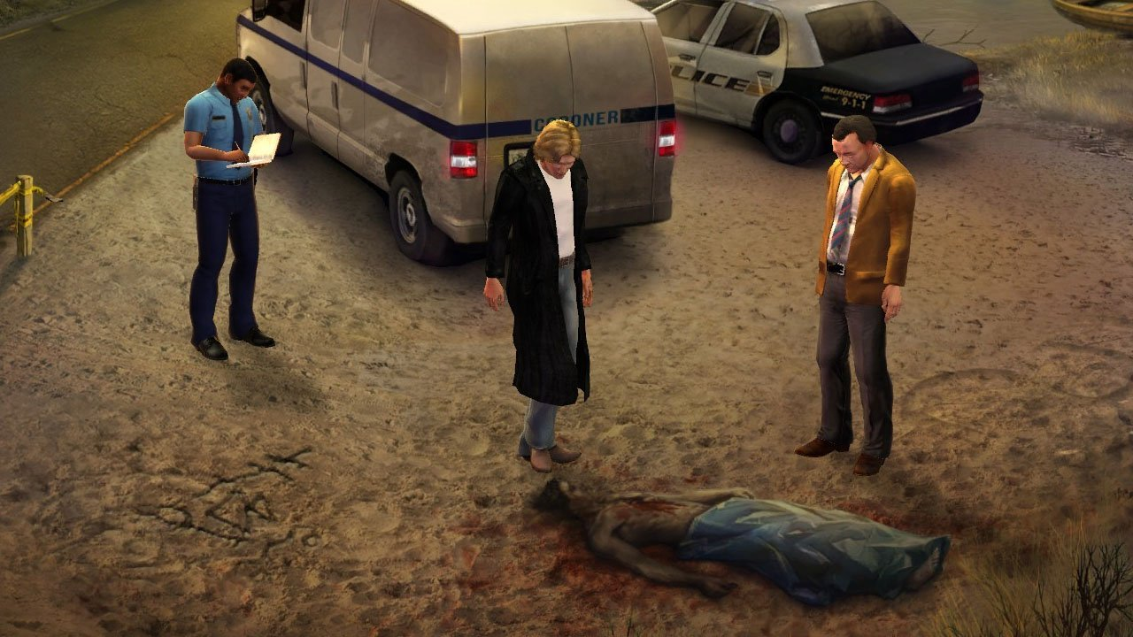 Gabriel Knight: The Sins of The Fathers 20th Anniversary Edition (Android) Review 6