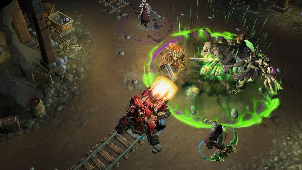 Heroes Of The Storm (Pc) Review 1