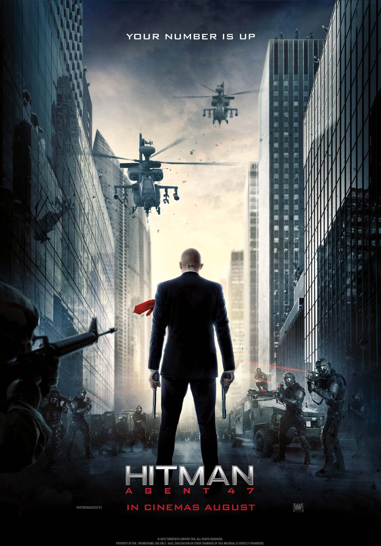 Hitman: Agent 47 (Movie) Review 7