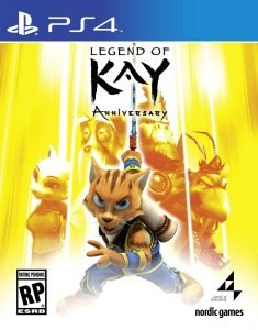 The Legend of Kay Anniversary (PS4) Review 6