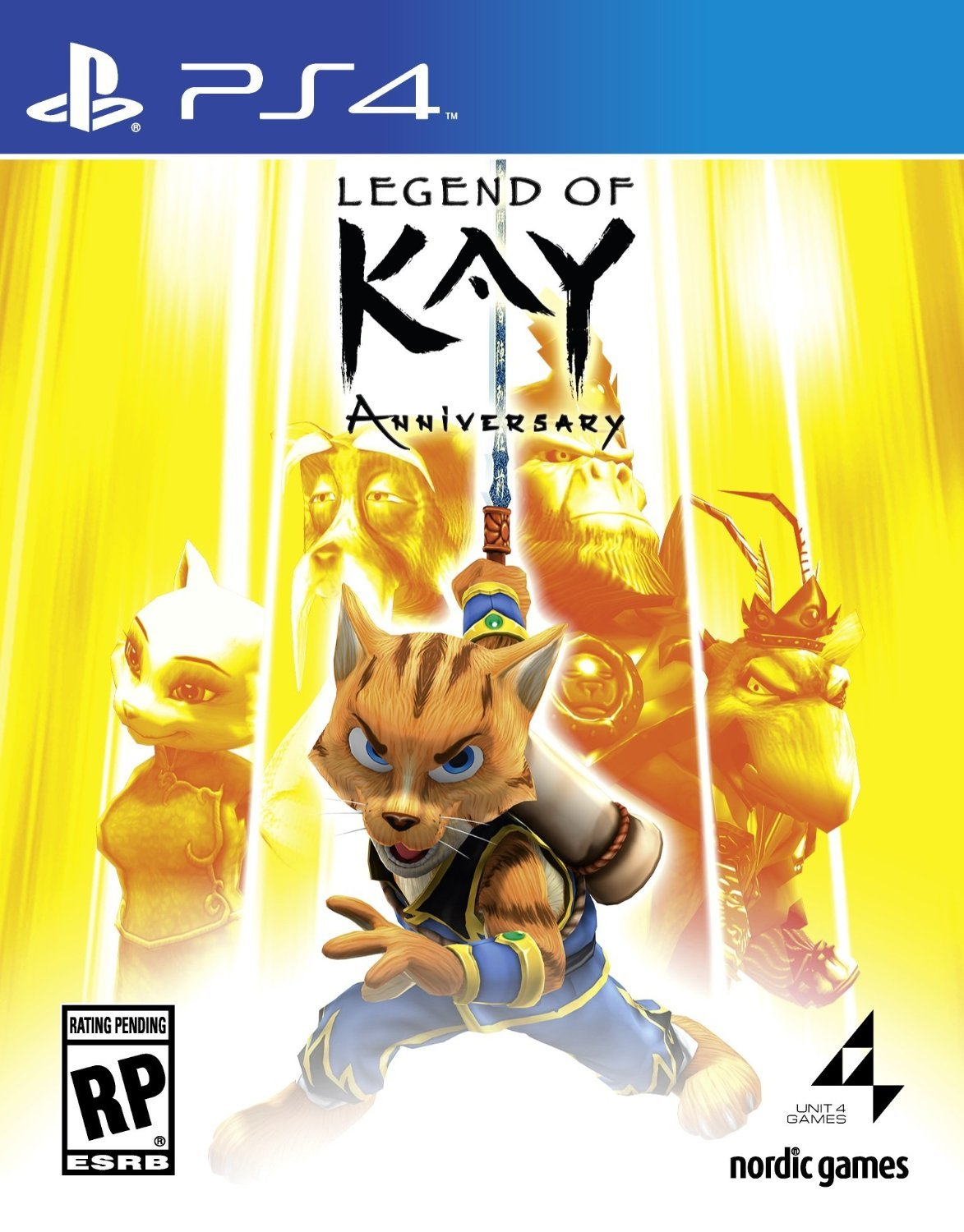 The Legend of Kay Anniversary (PS4) Review 5