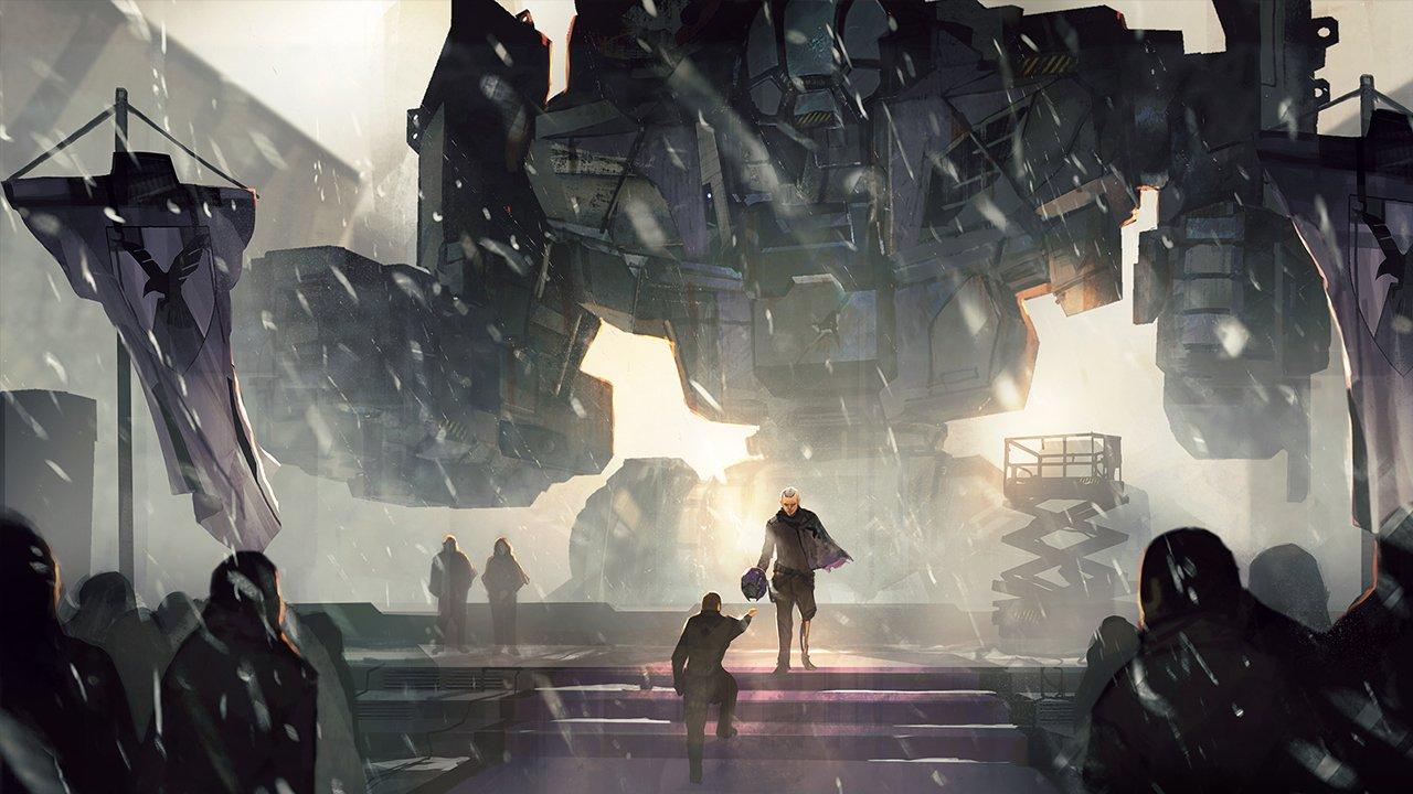 Kickstarter Done Right: Harebrained Unveils Battletech - 2015-09-30 08:39:34