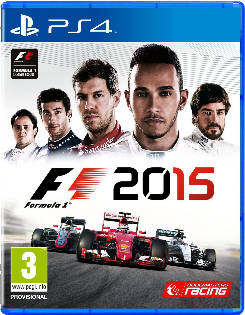 F1 2015 (PS4) Review 6