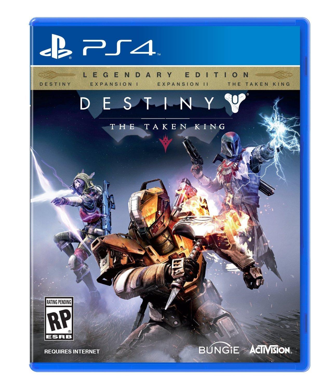 Destiny: The Taken King (PS4) Review 4