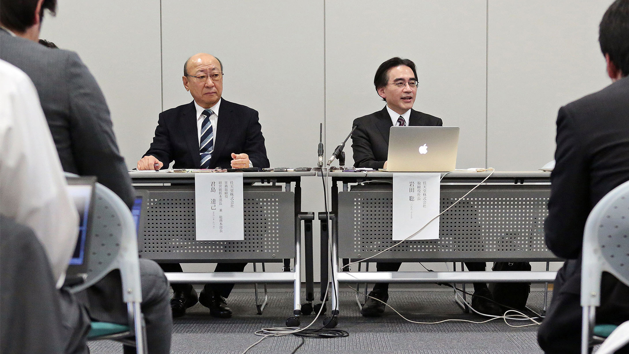 Nintendo Appoints New President 1