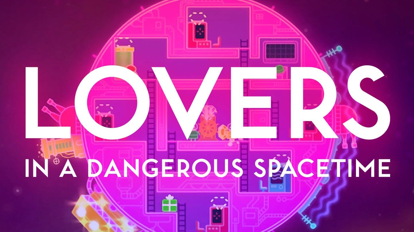 Lovers in a Dangerous Spacetime (Xbox One) Review 6