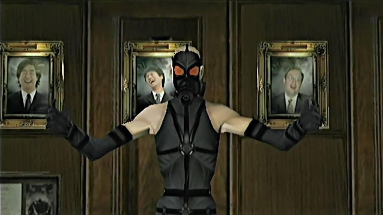 Psycho Mantis