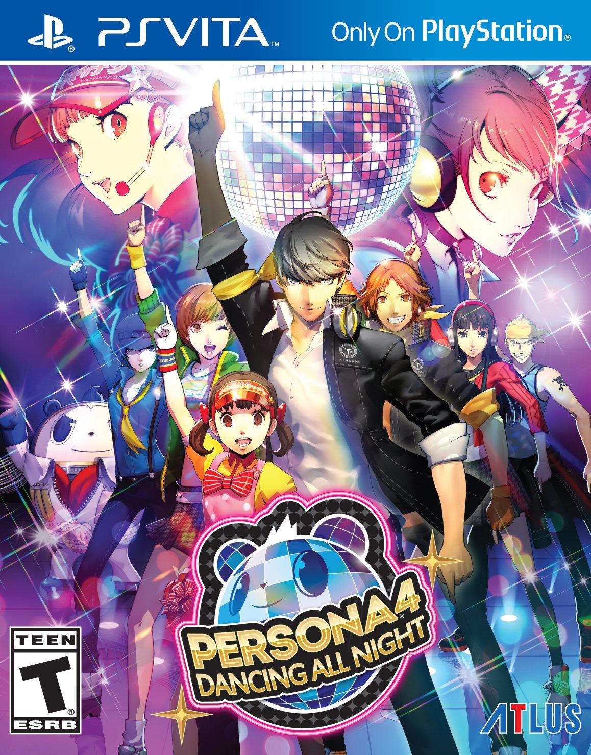 Persona 4: Dancing All Night (PS Vita) Review 7