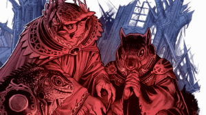 The Autumnlands: Tooth and Claw v.1 (Comic) Review