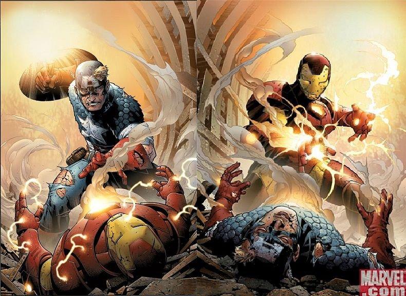 Will Iron Man Be A Jerk In Captain America: Civil War? 2