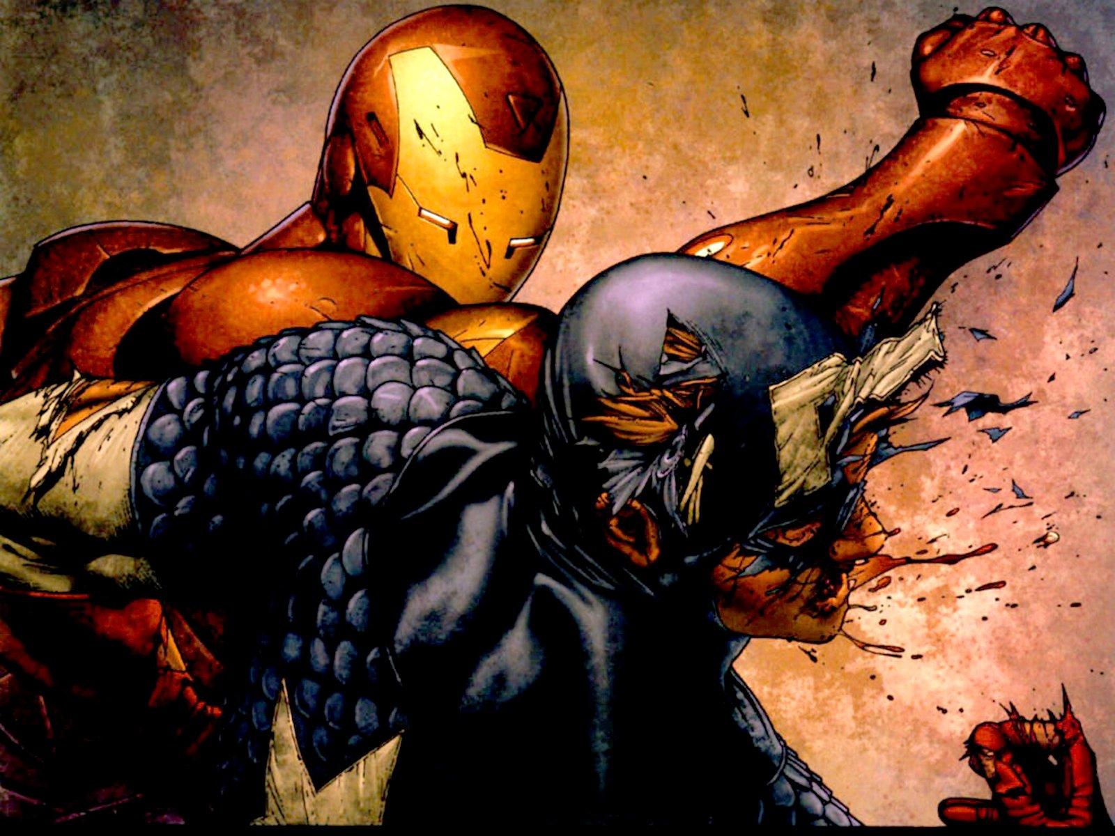 Will Iron Man Be A Jerk In Captain America: Civil War? 1