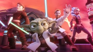 Disney Infinity 3.0 (PS4) Review