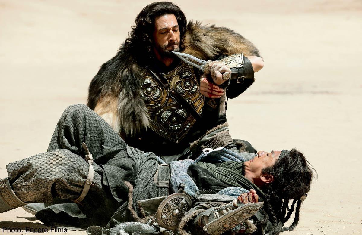 Dragon Blade (Movie) Review 1