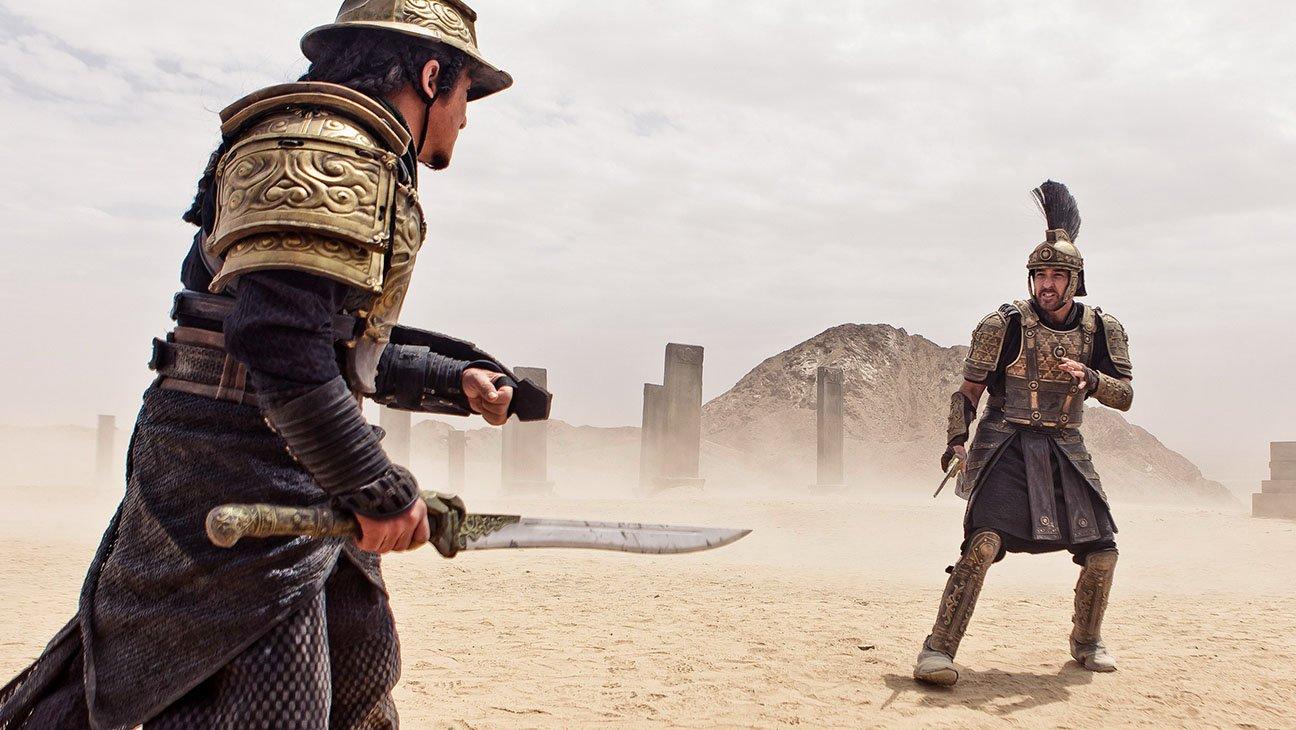 Dragon Blade (Movie) Review