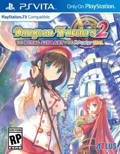 Dungeon Travelers 2 (PS Vita) Review 6