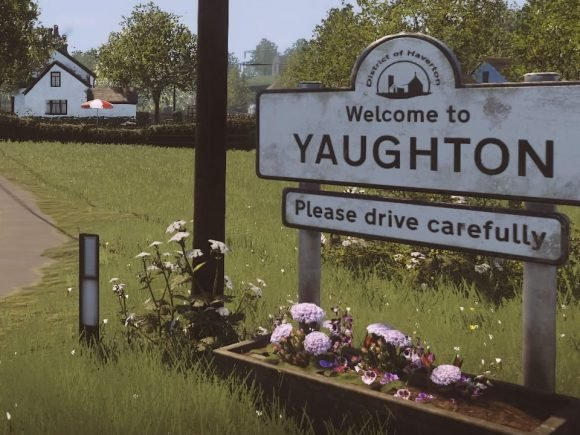 Taking Your Time in Everybody's Gone to the Rapture