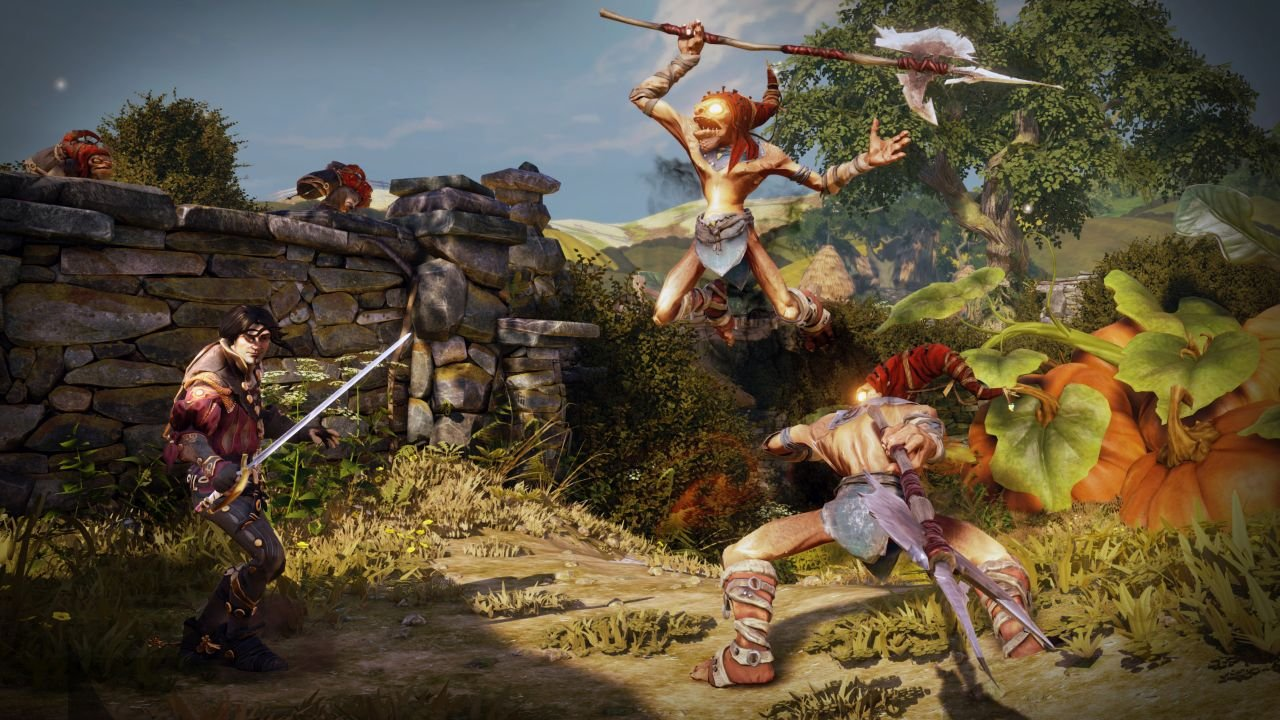 Lionhead Not Working on Main Fable Game