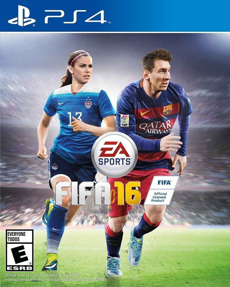 FIFA 16 (PS4) Review 3