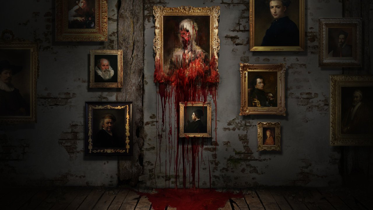 Layers of Fear: Paint, Panic, and Madness
