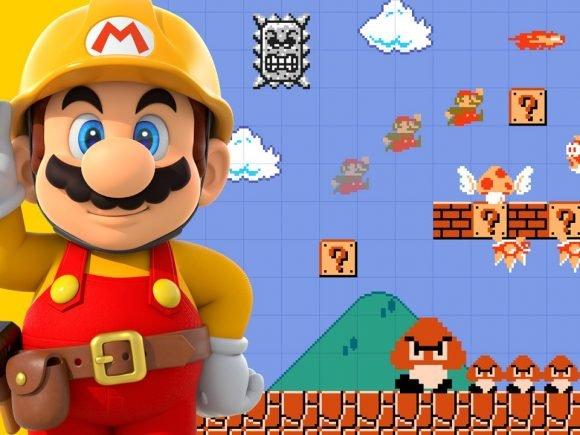 Super Mario Maker (Wii U) Review