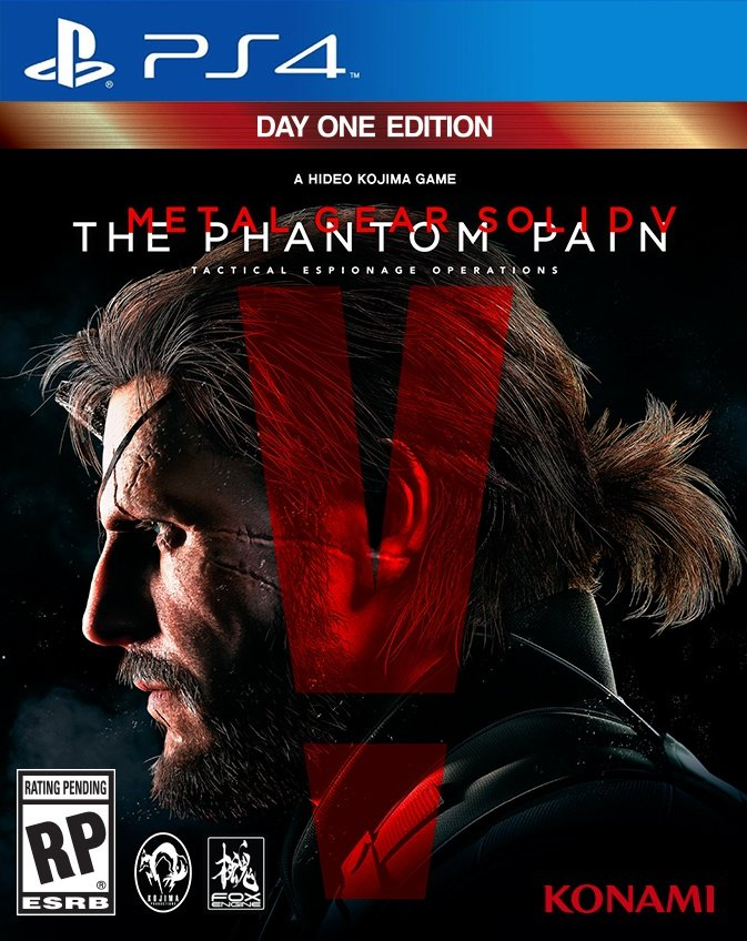 Metal Gear Solid V: The Phantom Pain (PS4) Review 5