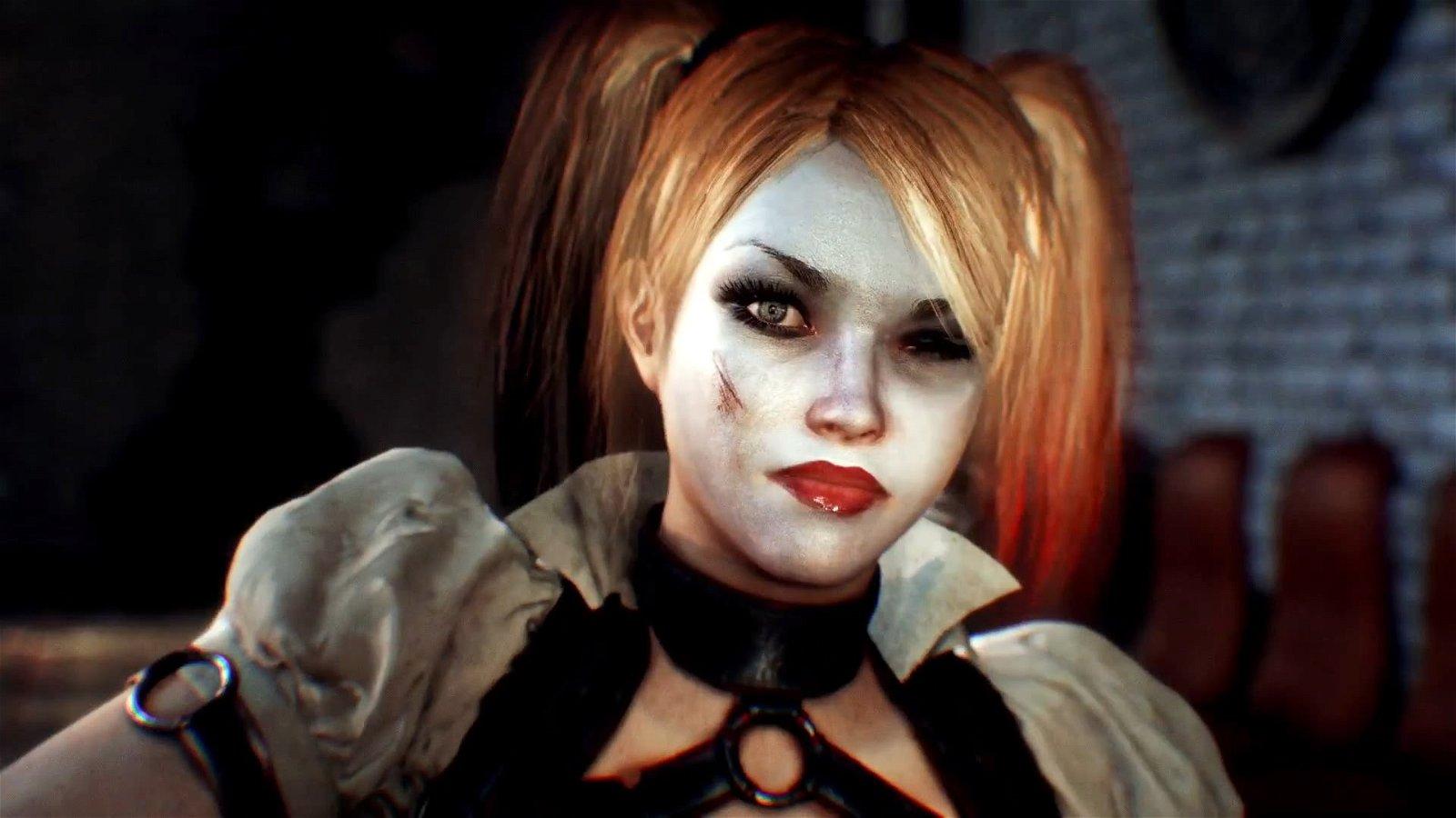 Arkham Knight - Harley Quinn