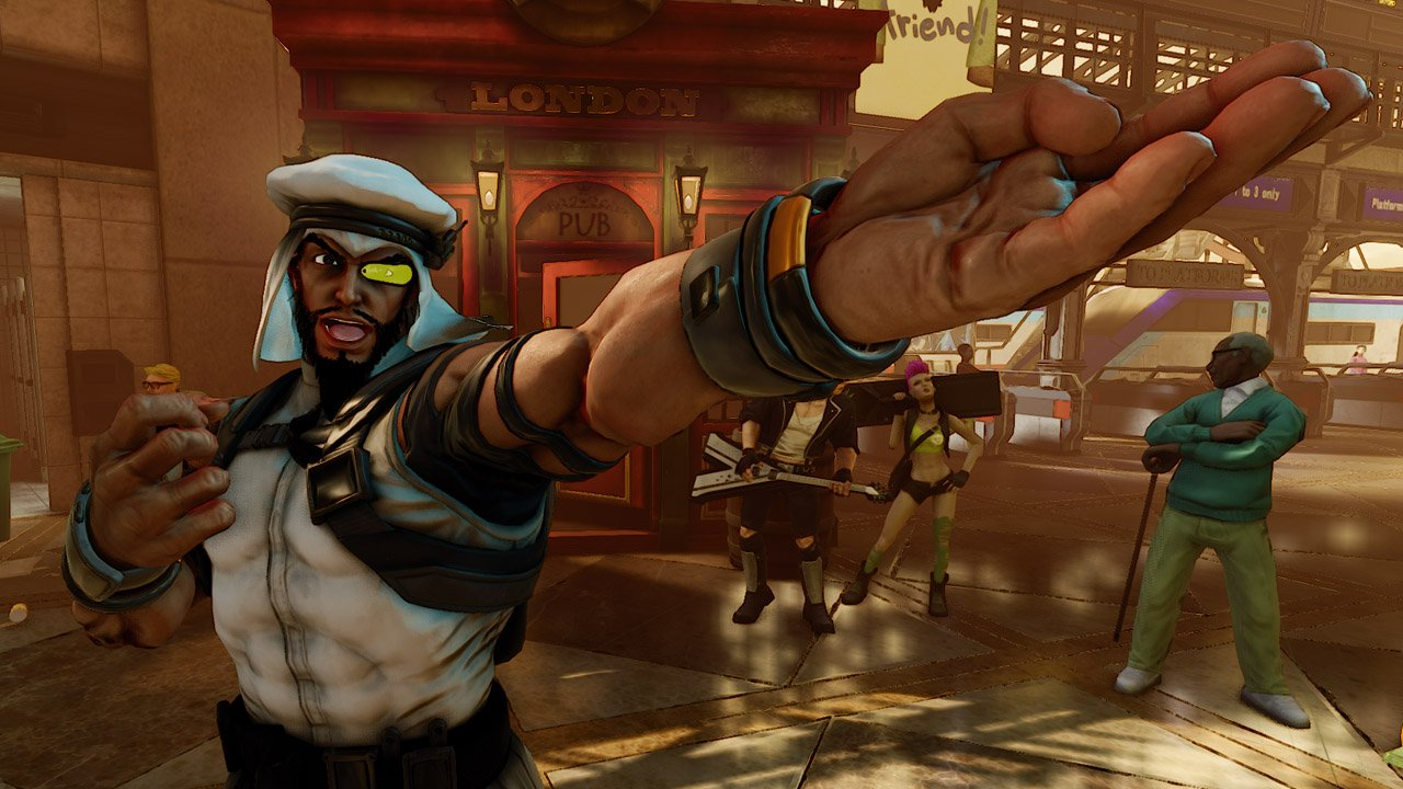Street Fighter 5's Rashid is a Step for Videogame Diversity - 2015-09-15 15:14:17