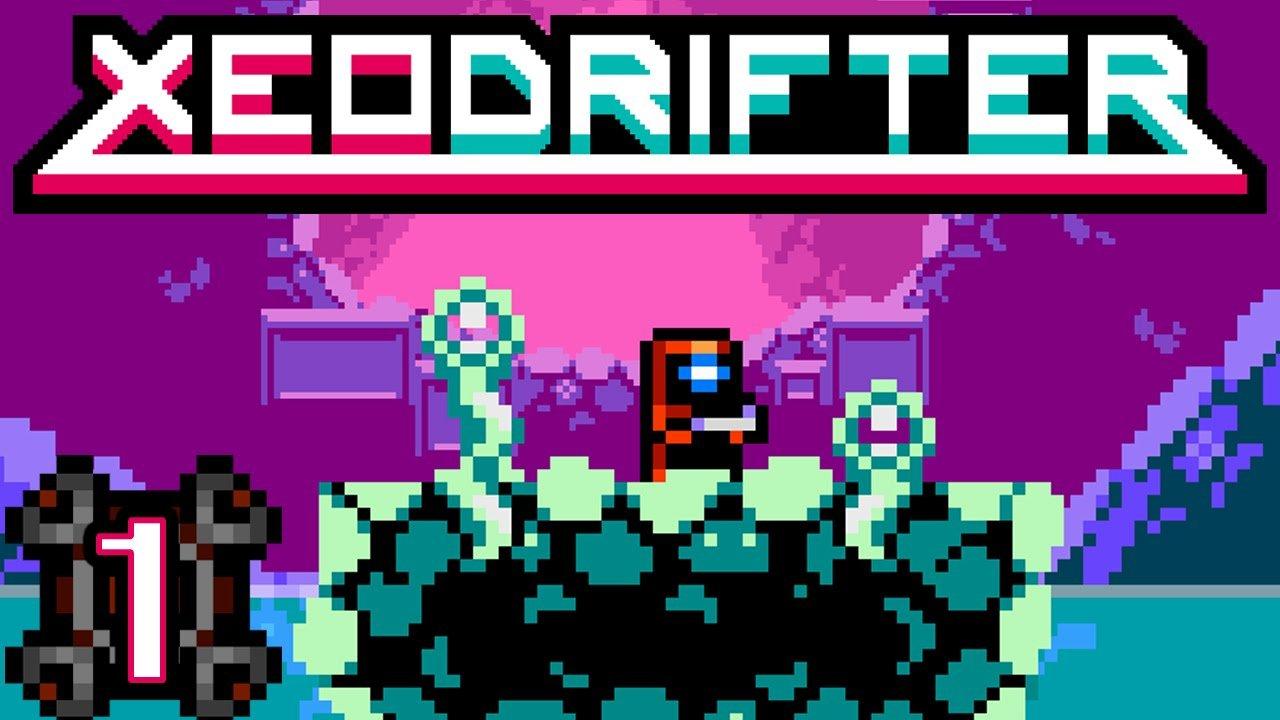 Xeodrifter (PS4) Review 4
