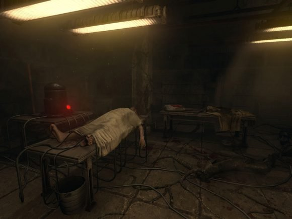 Feeling Trapped by Fear in SOMA 5