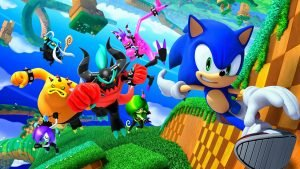 Sonic Lost World Spin Dashes onto PC - 2015-10-08 10:50:22