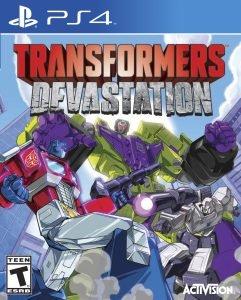 Transformers: Devastation (PS4) Review 6