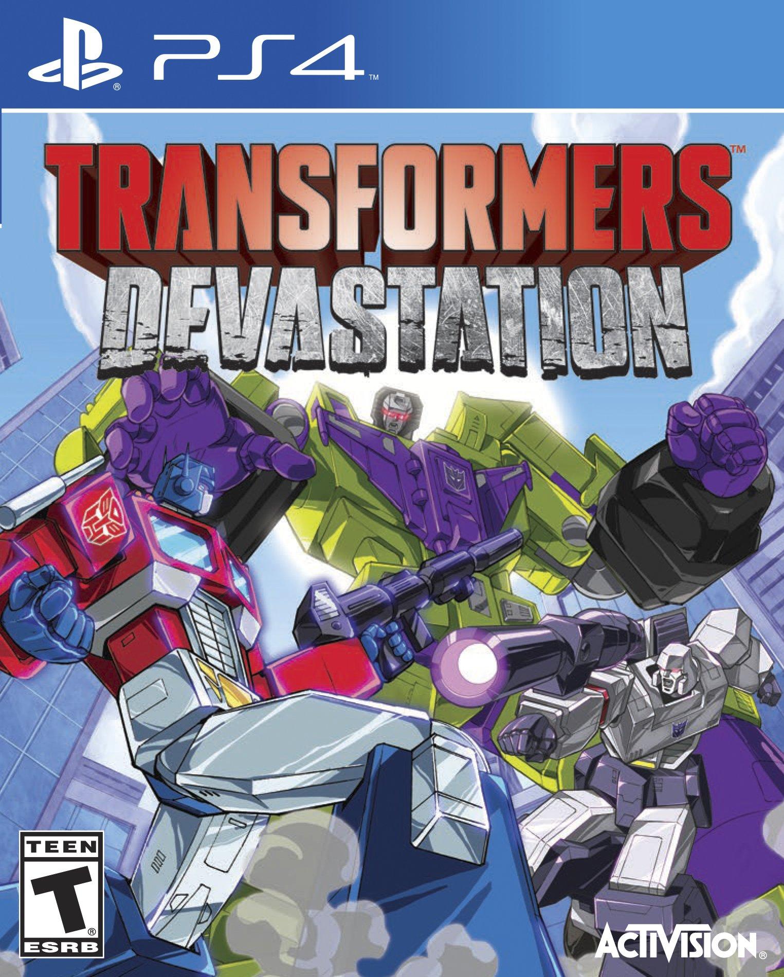 Transformers: Devastation (PS4) Review 5