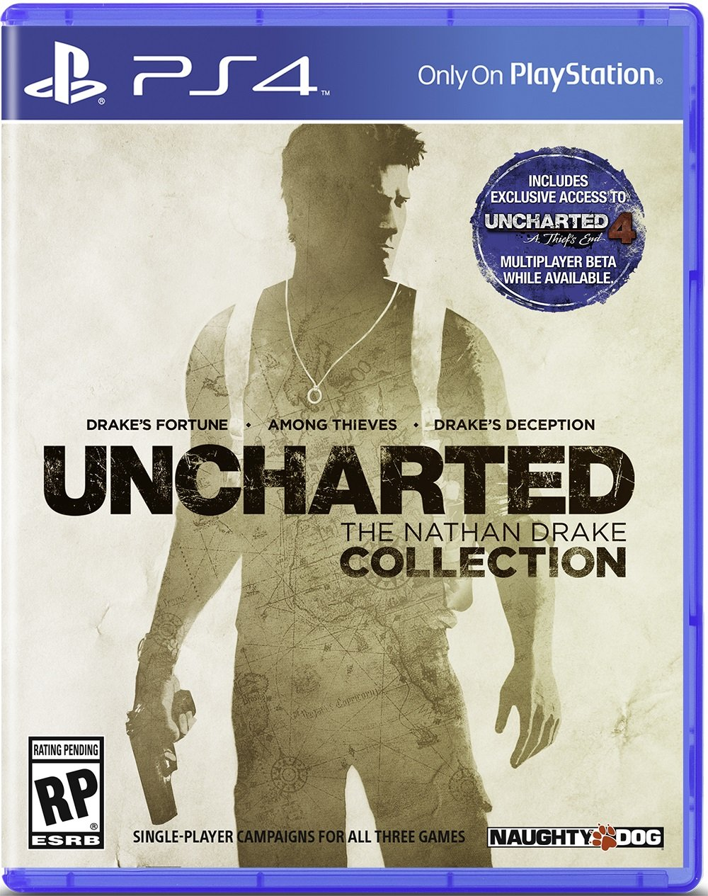 Uncharted: The Nathan Drake Collection (PS4) Review 6