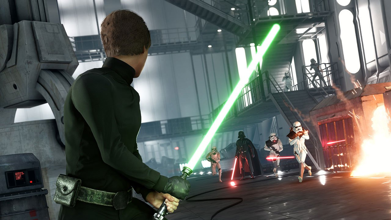 New Details On Star Wars Battlefront Training Missions and Battles - 2015-10-20 14:57:57