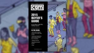 CGMagazine October 2015: The Buyer's Guide