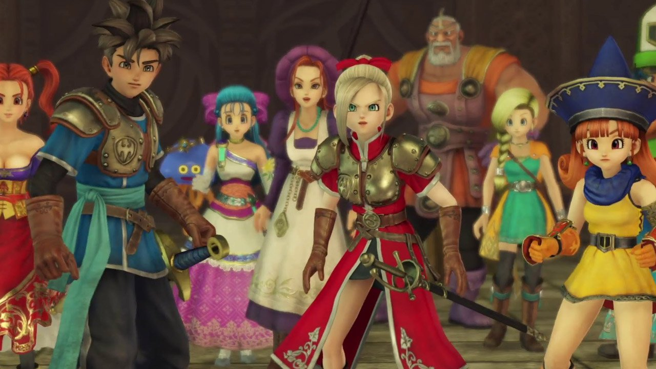 Dragon Quest Heroes (PS4) Review 5