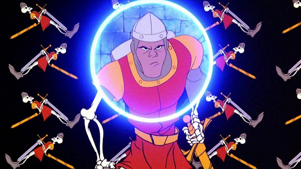 Dragon's Lair: The Movie Comes to Kickstarter