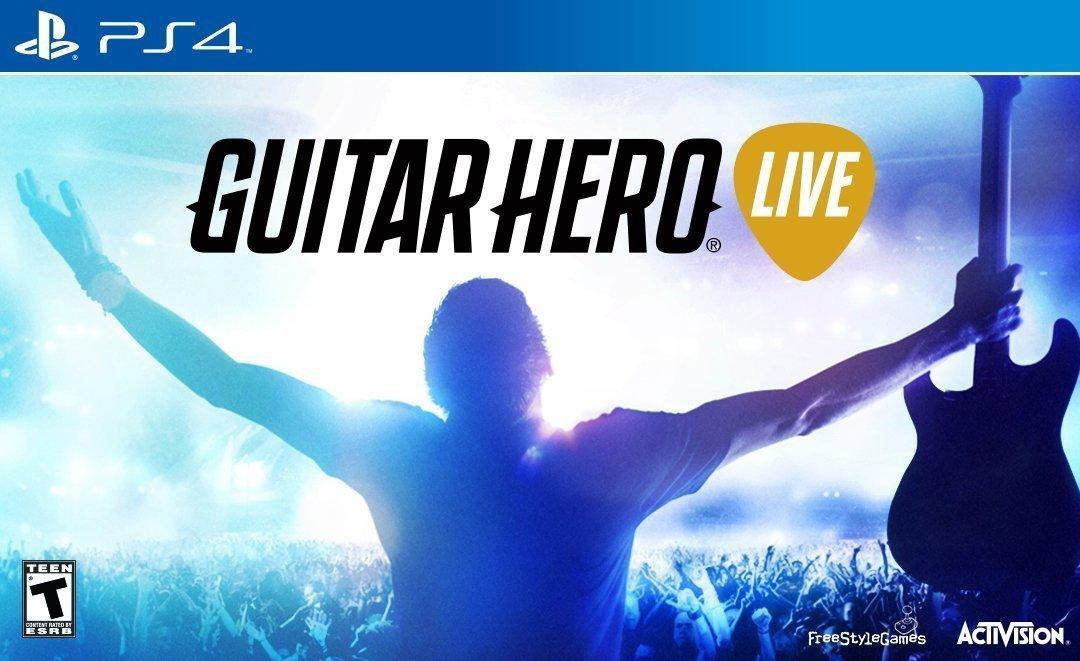 Guitar Hero Live (PS4) Review 3