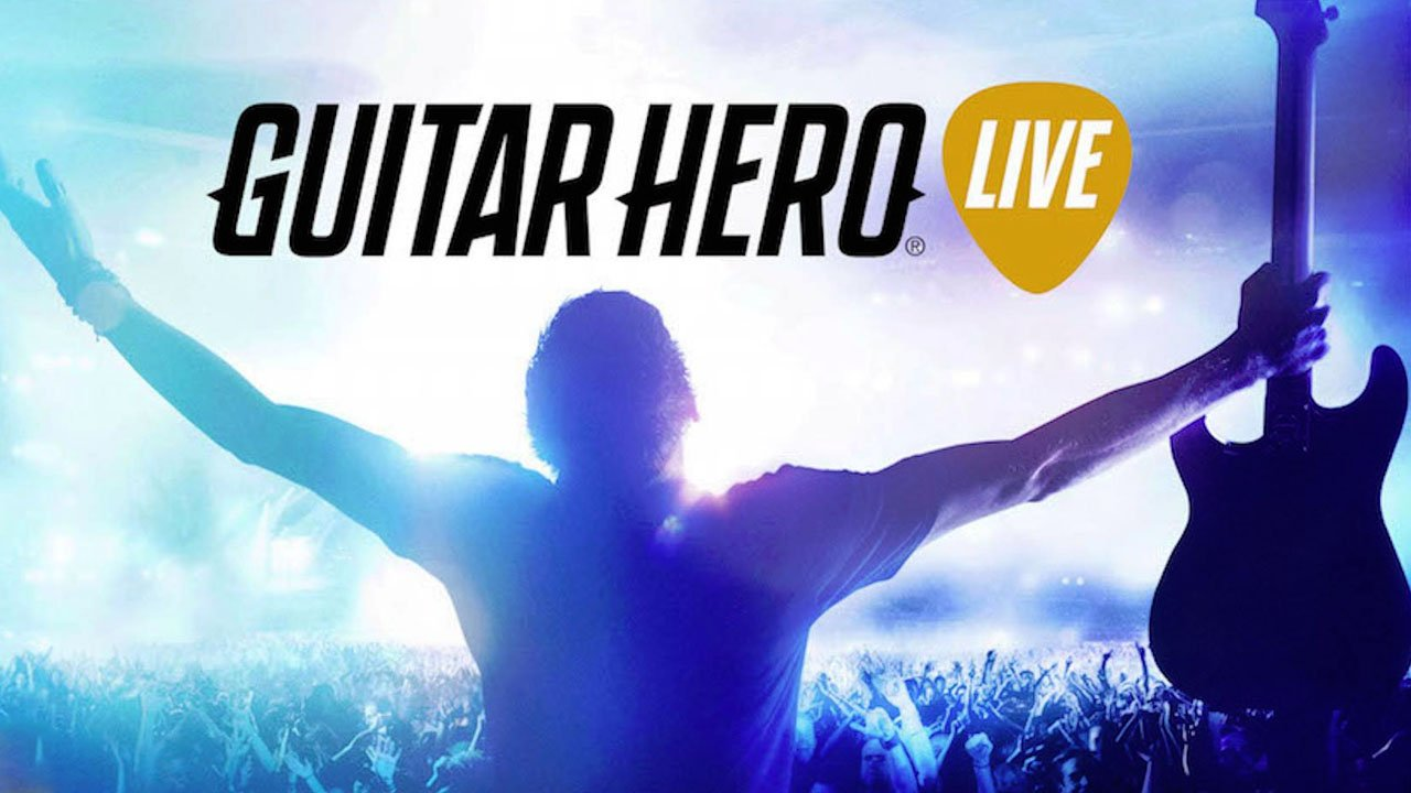 James Franco and Lenny Kravitz Guitar Hero Live Trailer